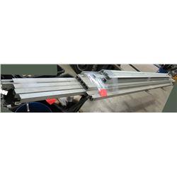 Misc Lengths Metal Framing Rails