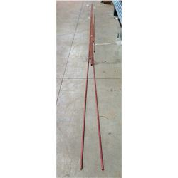 Approx. 6 Misc Size to 20' Long Copper Pipes
