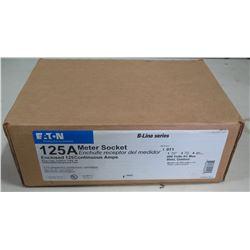 Eaton B-Line Meter Socket 125A