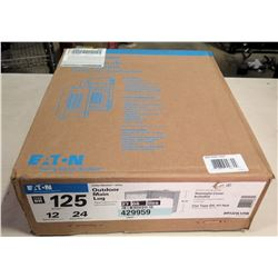 Eaton Outdoor Main Lug 125A