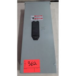 Electrical Box w/ Breaker Handle