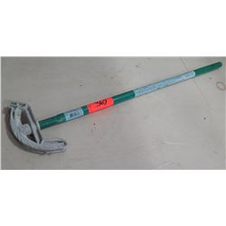 Site-Rite Aluminum Bender with Handle for 1/2  EMT