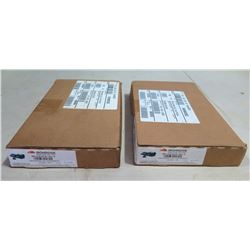 Qty 2 Boxes Ironridge Grounding Lugs (100 per box=200 total)