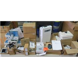 Outback Mate System Controller, SolarEdge Inverters, ABB Installation Kits, etc
