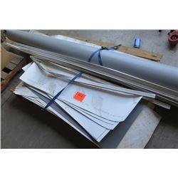 Thermoplastic Polyolefin Membrane +FSBP+ #99 TPO +ASTM D6878
