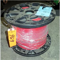 1 Spool #6 AWG Red Wire