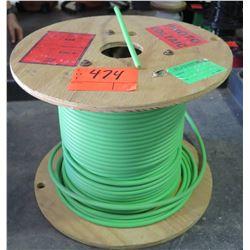 1 Spool #5-7 PV Green Wire