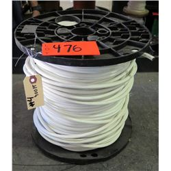 1 Spool #4 White Wire