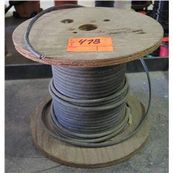 1 Spool 100V ETL Gray Wire