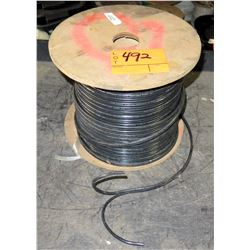 1 Spool #10 AWG Black Wire