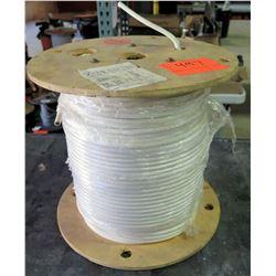 1 Spool 2-10 THHN-THWN White Wire