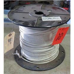 1 Spool #10 AWG THHN White Wire