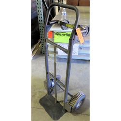 Milwaukee 2-in-1 Industrial Convertible Hand Truck Cap 8000# CHT800P