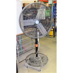 iLiving Industrial Fan 120VAC 60Hz  HVP-30E