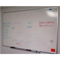 Metal Framed Dry Erase Board