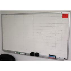 Metal Framed Dry Erase Board