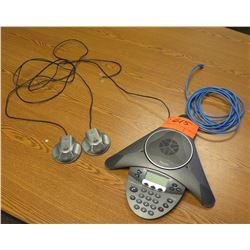 Polycom Sound Station IP6000 Conference Phone System