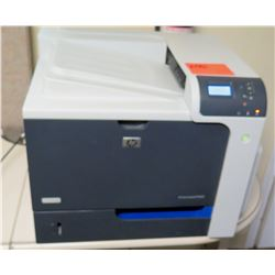 """HP Color LaserJet Printer CP4025 (it's displaying an """"59.F0 Error"""" message)"""