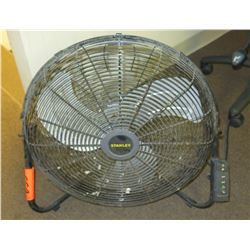 Stanley Industrial 3 Speed Floor Fan