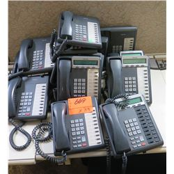 Qty 13 Toshiba Office Multi-Line Phones