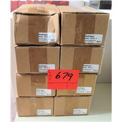 Qty 8 Boxes ModHopper Wireless Modbus/Pulse Transceiver R9120-5