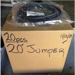 Box 25 pcs Rev02 12' Jumper 860-00011