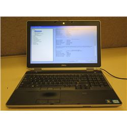 Dell Latitude E6530 2.5GHz 16384 MB Laptop w/ AC Adapter (no hard drive)