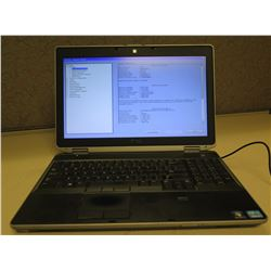 Dell Latitude E6530 2.5GHz 8192 MB Laptop w/ AC Adapter (no hard drive)