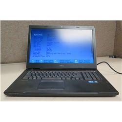 Dell Phoenix Vostro 3750 2.5GHZ  3072 KB Laptop w/ AC Adapter (no hard drive)