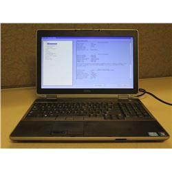 Dell Latitude E6530 2.3GHz 8192 MB Laptop (no hard drive)