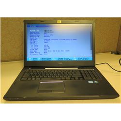 Dell Phoenix Vostro 3750 2.1GHZ  3072 KB Laptop (no hard drive)