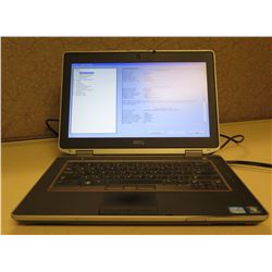 Dell Latitude E6430 2.5GHz 4096 MB Laptop  w/ AC Adapter (no hard drive)