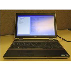 Dell Latitude E6520 1600MHz 16384 MB Laptop w/ AC Adapter (no hard drive)