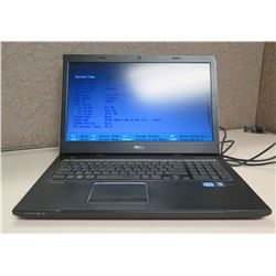 Dell Vostro 3750 2.1GHz 3072 KB Laptop w/ AC Adapter (no hard drive)