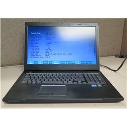 Dell Vostro 3750 2.5GHz 3072 KB Laptop w/ AC Adapter (no hard drive)