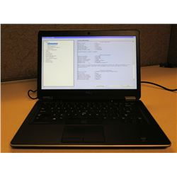 Dell Latitude E7440 2.1GHz 8192 MB Laptop w/ AC Adapter (no hard drive)