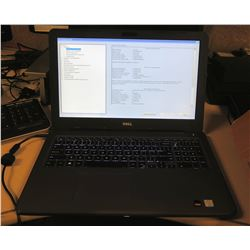 Dell Inspiron 5567 2.7GHz 16384 MB Laptop w/ AC Adapter (no hard drive)