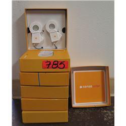 Qty 6 Boxes Sense Solar Electrical Monitoring Sensors (2 per box=12 total)