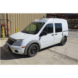 2012 Ford Van 83,371 Miles (Lic. 331TTV), Starts & Runs, Requires Jump Start - See Video