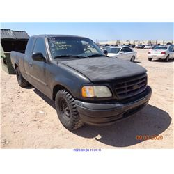 2003 - FORD F150/RESTORED SALVAGE
