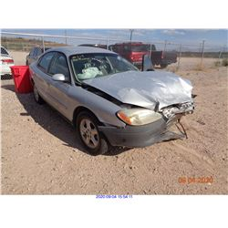 2002 - FORD TAURUS/RESTORED SALVAGE