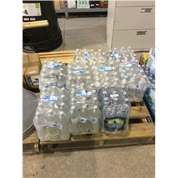 Pallet of Natural Spring Water Lot of 8