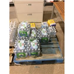 Pallet of Natural Spring Water Lot of 10