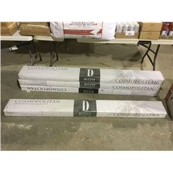 Divine Flooring Cosmopolitan Farmer's Tan Engineered White Oak Engineered Hardwood Flooring (23.31 s
