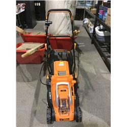 """Lawnmaster Power 2-in-1 16"""" Electric Lawnmower"""