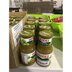 Herdez Green Salsa (453g) Lot of 8