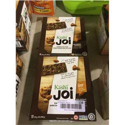 Kashi Joi Energy Nut Bar (660g) Lot of 2