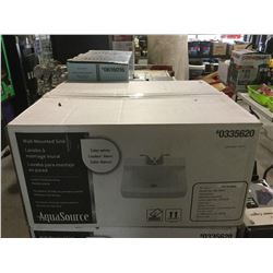 AquaSourceWall-Mounted Sink - Model: ML-20509