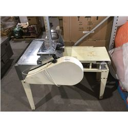 Commercial dough sheeter