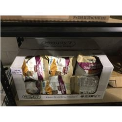 Case of Simply Quinoa Chips (12 x 100g)